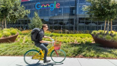 Google is using the new software tool to police its own workers amid rising labour tensions, employees say.