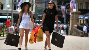 Australians were relatively slow to adopt online shopping.