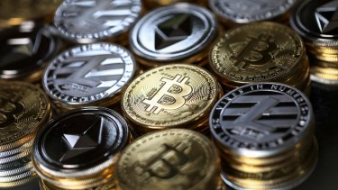 Bitcoin accounts for about 70 per cent of all the digital-asset world's market value.