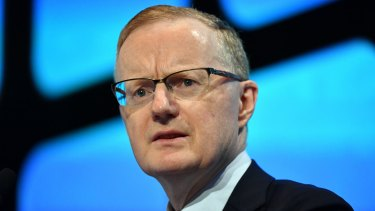 In two public outings this year, RBA governor Philip Lowe had said there was an equal probability for the cash rate to move in either direction depending upon how the economy panned out.