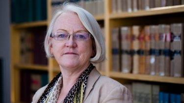 Professor Joellen Riley Munton from the UTS faculty of Law.