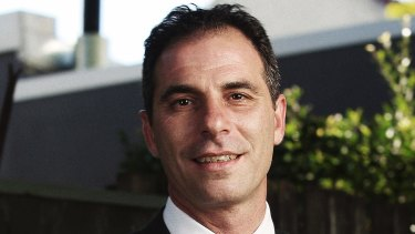NSW Labor's TAFE spokesman Jihad Dib.
