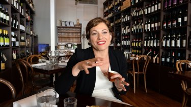 Jackie Trad says she is firmly focused on winning South Brisbane, not a position in cabinet.