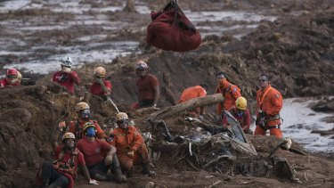 The Brumadinho dam collapse turned global focus on the safety of tailings dams.
