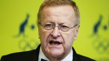 AOC president John Coates is no fan of John Wylie.