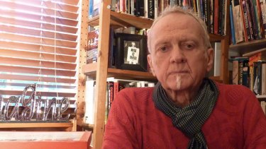 Journalist Ritchie Yorke's rich collection will now be housed in Canberra.