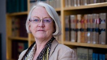 Joellen Riley, the Dean of Law at Sydney University.