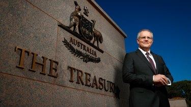 Treasurer Scott Morrison will hand down his third budget on Tuesday.