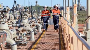 The PM's commitment to reach net zero emissions by 2050 will disrupt regional industries like gas exports.
