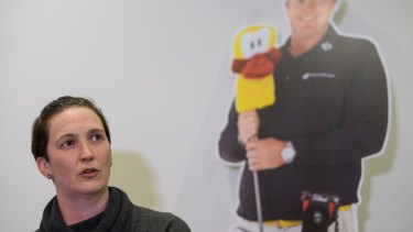 Briony Lyle, wife of Jarrod, confirmed his third round of cancer in 2017.