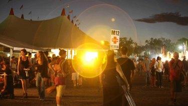 Scenes from the 2015 Byron Bay Bluesfest.