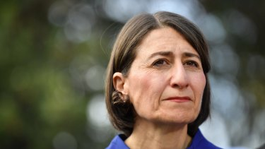 Premier Gladys Berejiklian has announced new laws for police to target drug dealers.