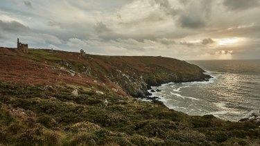 Cornish port towns such as Penzance were made popular in Poldark.