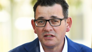 Daniel Andrews has stretched his lead as preferred premier.