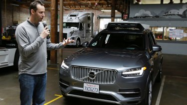 """Anthony Levandowski proposed to """"offer himself as an object lesson in 'what not to do', his lawyers said."""