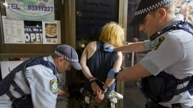The lockout laws cut cases of violence reaching St Vincent's Hospital.