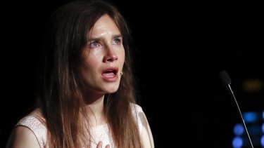 Amanda Knox became the focus of a sensational murder case involving the slaying of her British roommate.