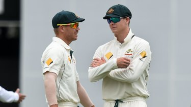 David Warner and Steve Smith's bans will be over on March 28.