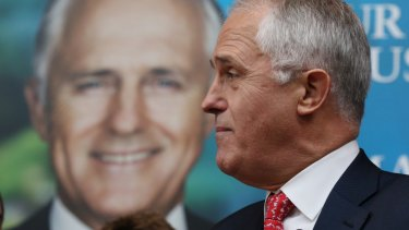 Malcolm Turnbull had to donate $1.75 million of his own money to the disastrous 2016 election campaign.