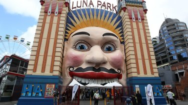Luna Park will close for the time being.