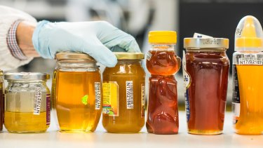 "The blending of adulterated honey from China with Australian honey sparked a backlash against ""fake"" honey on Australian supermarket shelves last year."