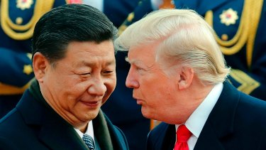 Lagarde said trade wars have a destabilising effect.