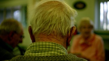 A royal commission is being held into the quality of aged care.