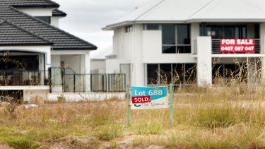 Land sales in Perth boomed in the June 2020 quarter.
