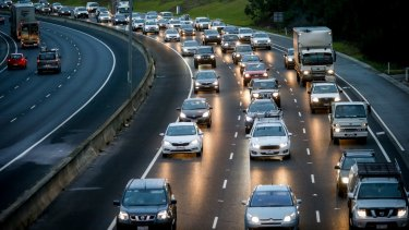 Traffic will inevitably increase as cities grow.