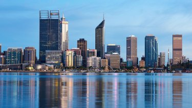 Domestic groups are turning their attention to the Perth office market.