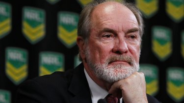 Former ARLC chair John Grant lost his job over the $150 million funding of NRL Digital, which put clubs offside.