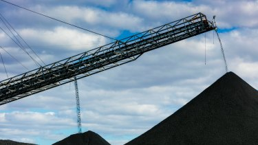Australian coal miners are facing an uncertain outlook amid the threat of Chinese import curbs.