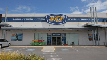 Sales at BCF have risen 72 per cent for the first seven weeks of the new financial year.