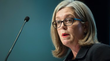 ASIC came under the blowtorch from a government-commissioned capability review spearheaded by the Productivity Commission's Karen Chester.