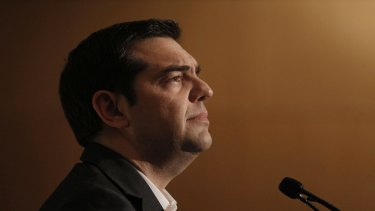 Greek PM Alexis Tsipras has declared three days of mourning over fatal wildfires.