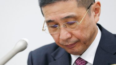 Nissan chief Hiroto Saikawa is among the executives that were overpaid.
