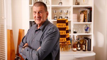 Hawthorn president Jeff Kennett hosted a meeting of influential club presidents this week.