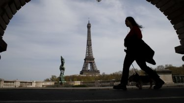 A boost to tourism is crucial to France, which has officially slipped into a recession.