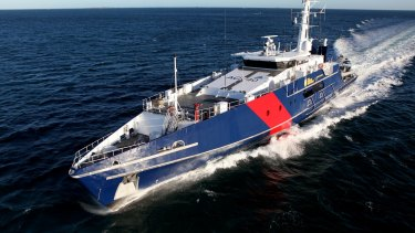 The Australian Border Force has admitted that it reduced ocean patrols to save money on fuel.
