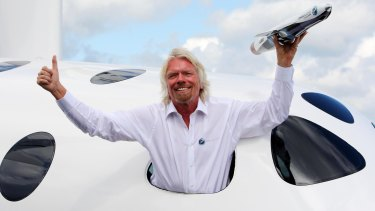 Richard Branson's company has said it intends to fly its first customers into space later this year.