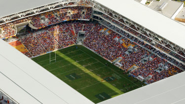 If Australia's bid is successful, Women's World Cup games could be played at Brisbane's Suncorp Stadium.