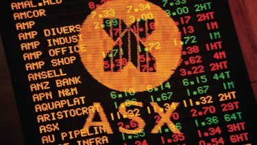 The ASX finished 1.2 per cent higher on Tuesday.