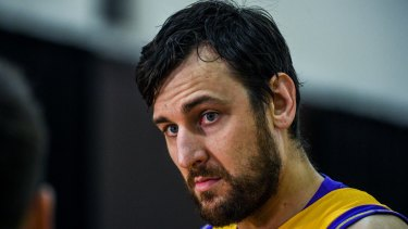 Andrew Bogut says the deal will set the foundation as the Boomers chase medals at next year's FIBA World Cup in China and the 2020 Olympics.