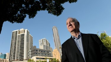 RMIT University professor emeritus Michael Buxton said it was outrageous so much housing had been approved in areas that would be affected by flight noise.