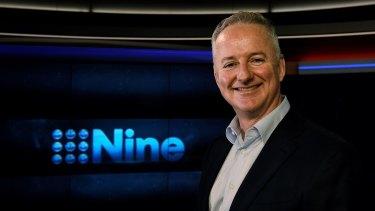 CEO of Nine Entertainment Hugh Marks