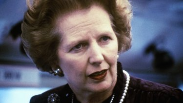 Margaret Thatcher, a scientist, recognised the threat of climate change.