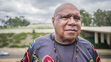 Archie Roach learnt more about the stolen generations after writing his song Took the Children Away.
