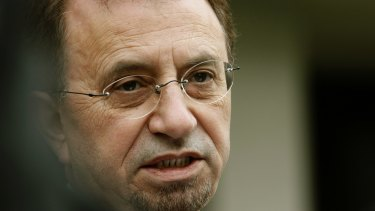 Theo Theophanous, father of new Labor MP Kat Theophanous, pictured in 2009.