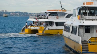 Manly Fast Ferry under fire for failing the BOOT test.
