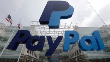 PayPal shares soared as said it expects a strong recovery in payments volumes in the second quarter as social distancing drives more people to shop online.